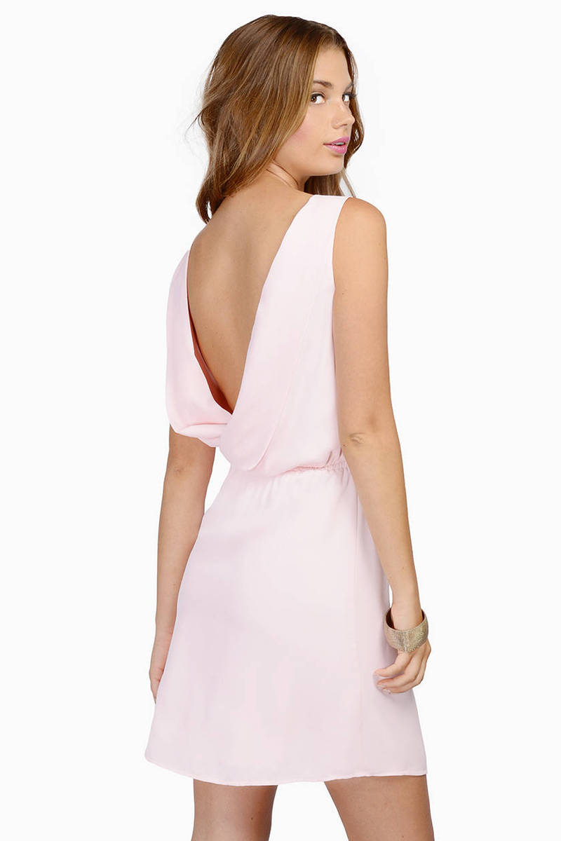 Sweet Blush Day Dress