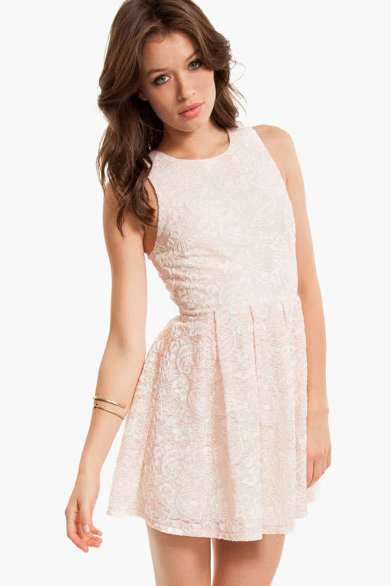 Tyra Lace Dress