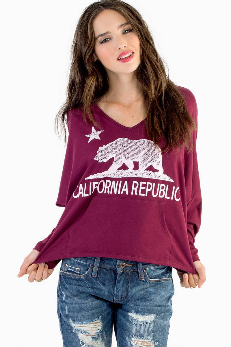 Cali Girl Sweater