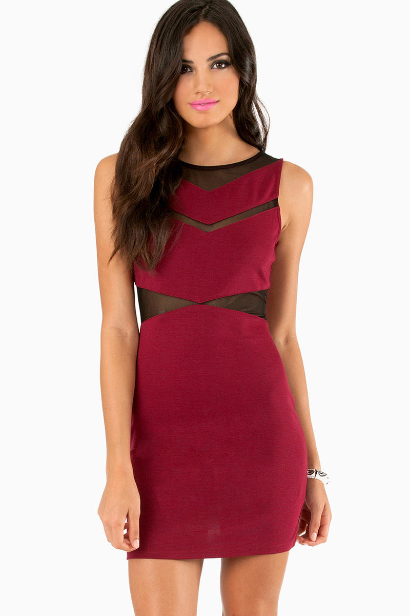 Mesh Understood Dress