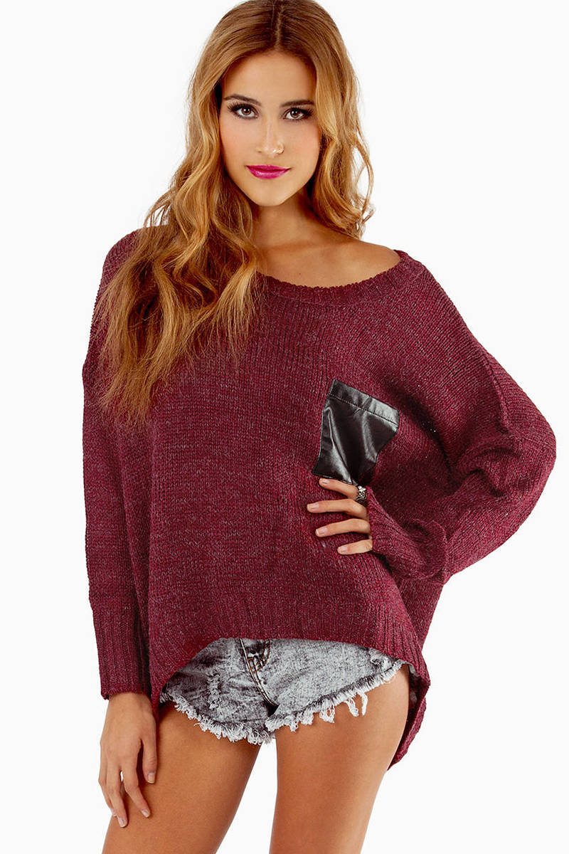 Out of Pocket Sweater