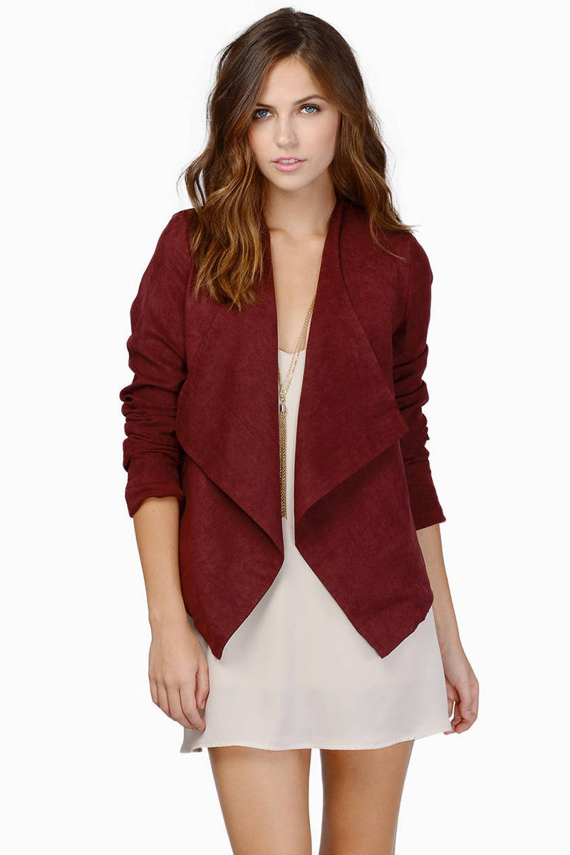 Zac Draped Jacket