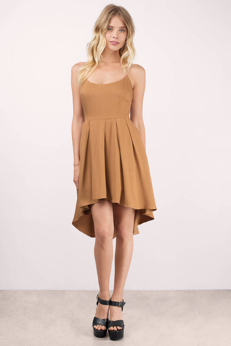 Cute Brown Dresses