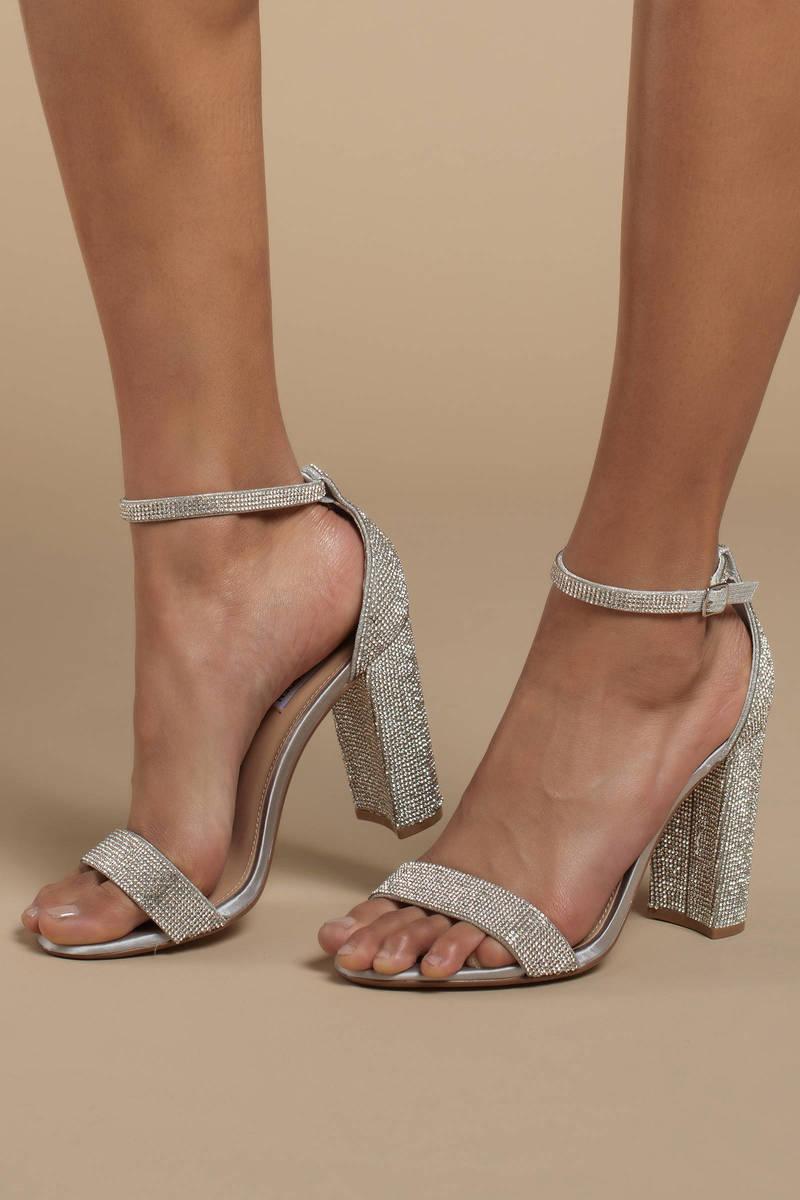 Carrson Rhinestone Heels