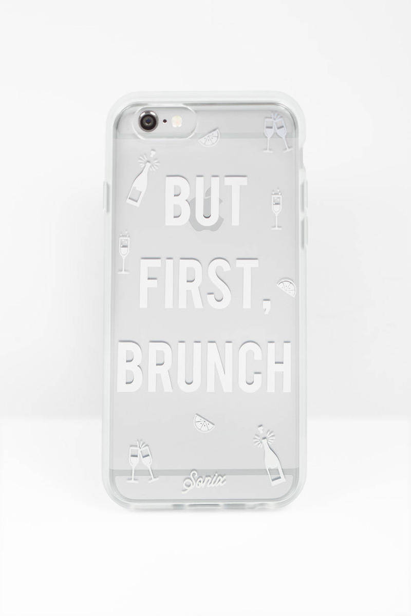 Sonix Cases Sonix Brunch Clear Iphone 6 Case