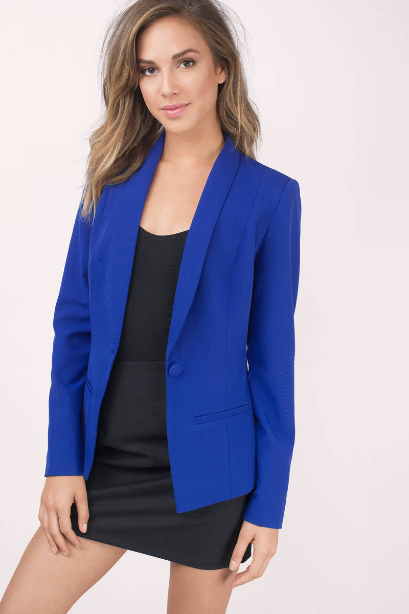 New 2015 Blazer Feminino Women Blazer Jacket Coat Short