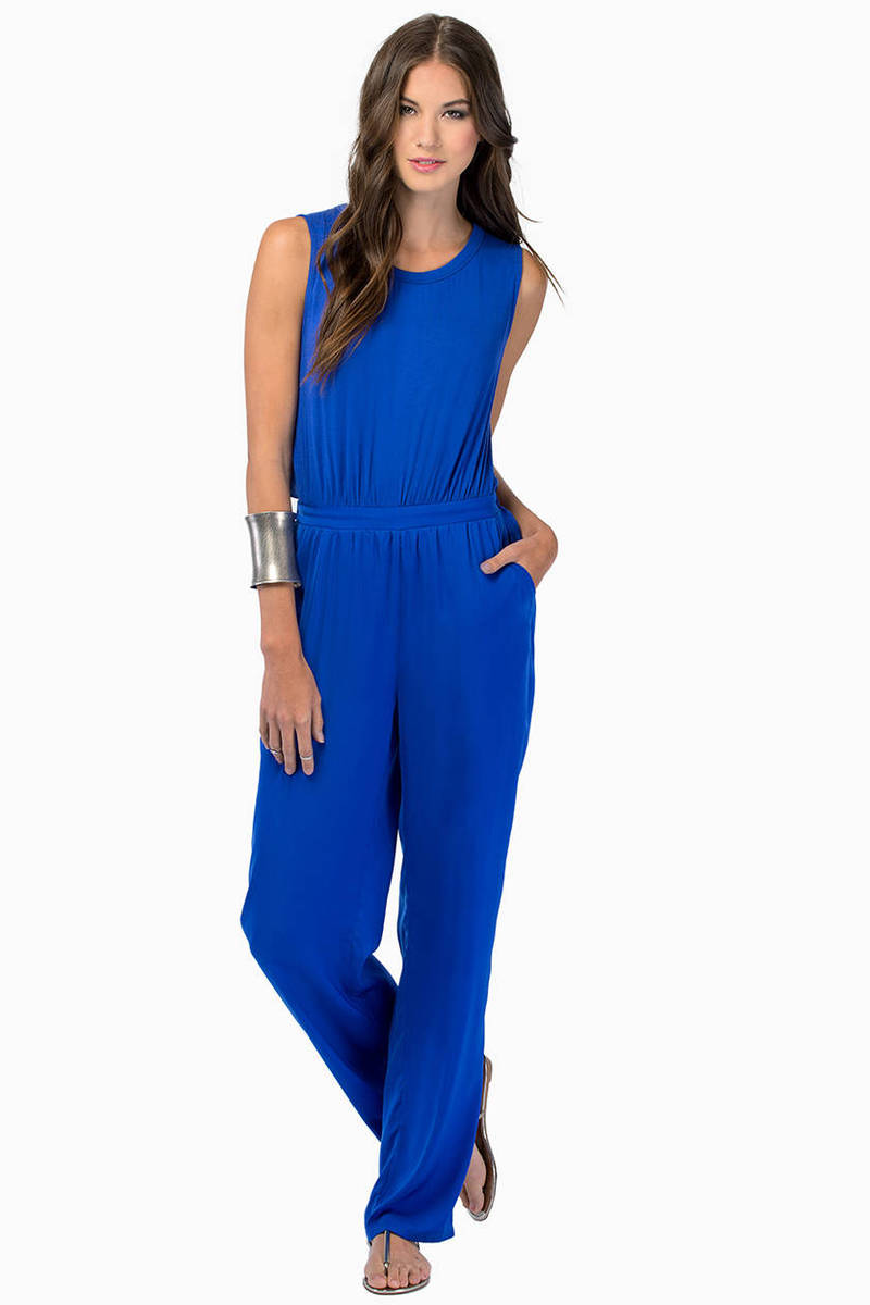 Peeking Jumpsuit