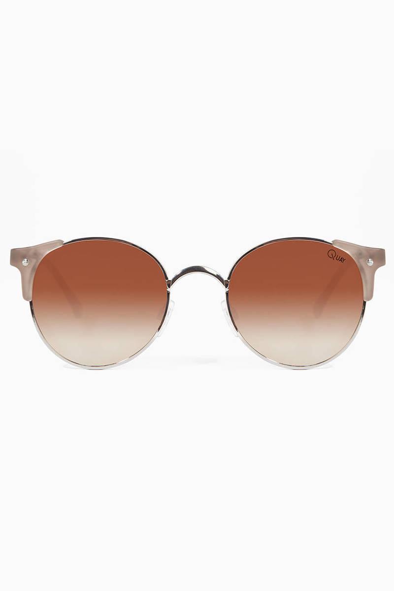 QUAY Ivy Sunglasses