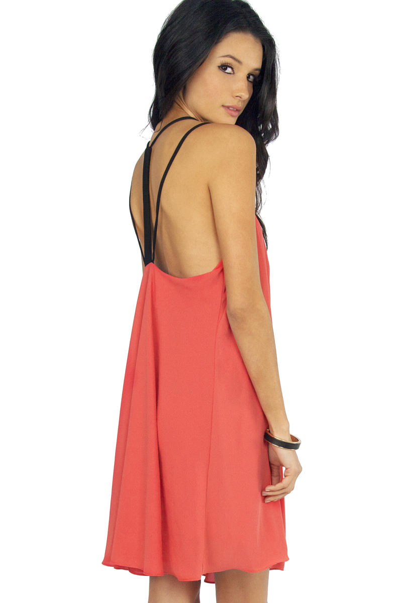 Double Trouble Strappy Dress