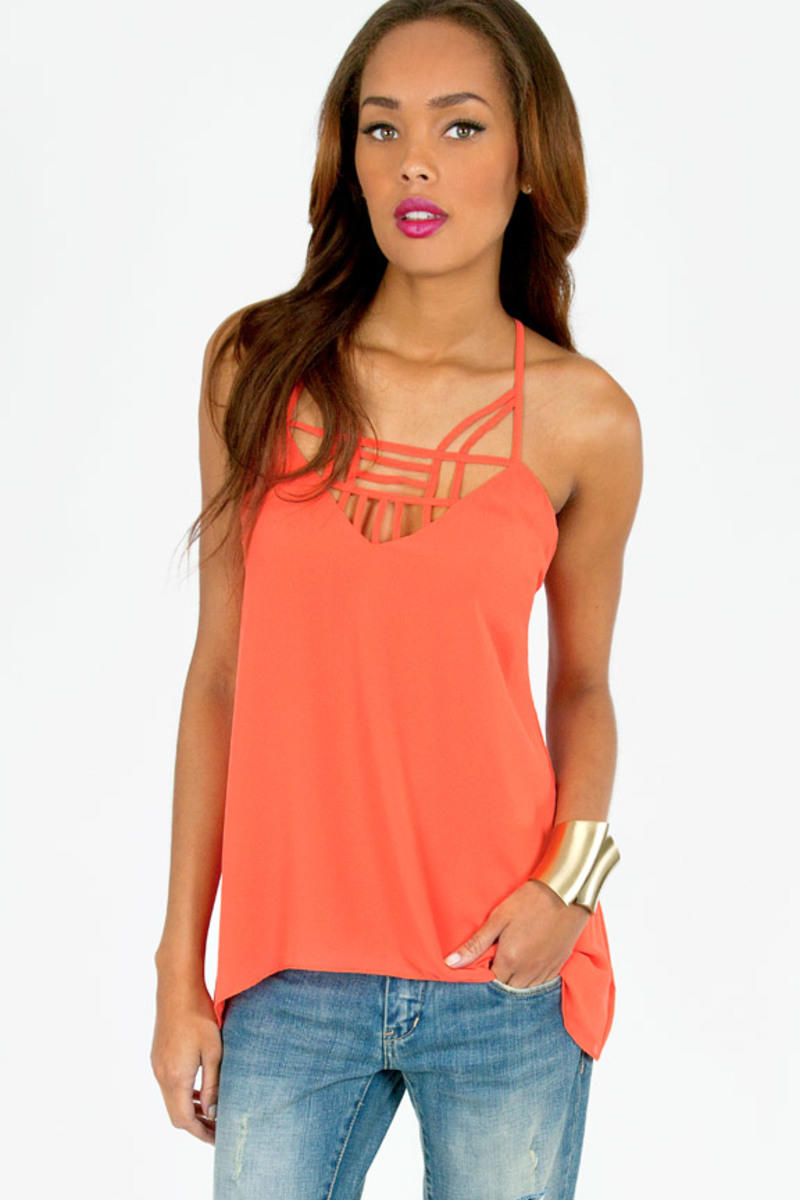 Find Your Way Tank Top