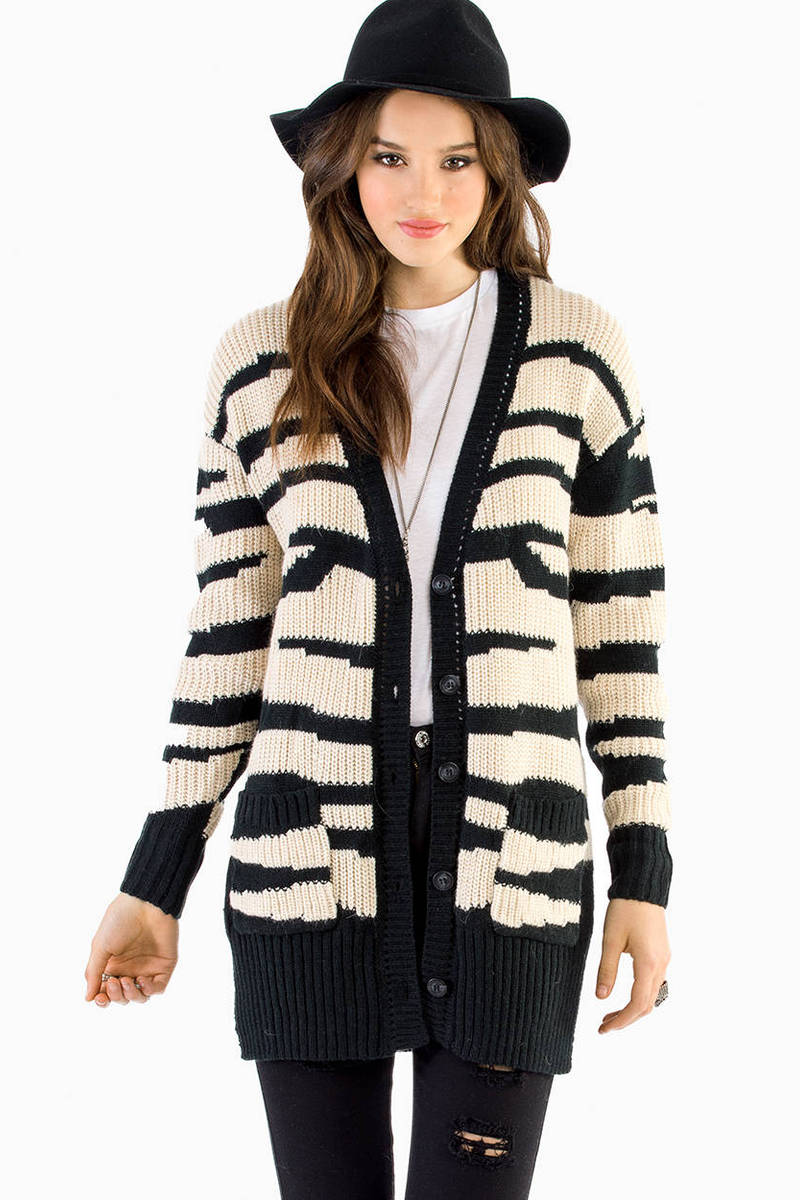 Very J Samantha Cardigan
