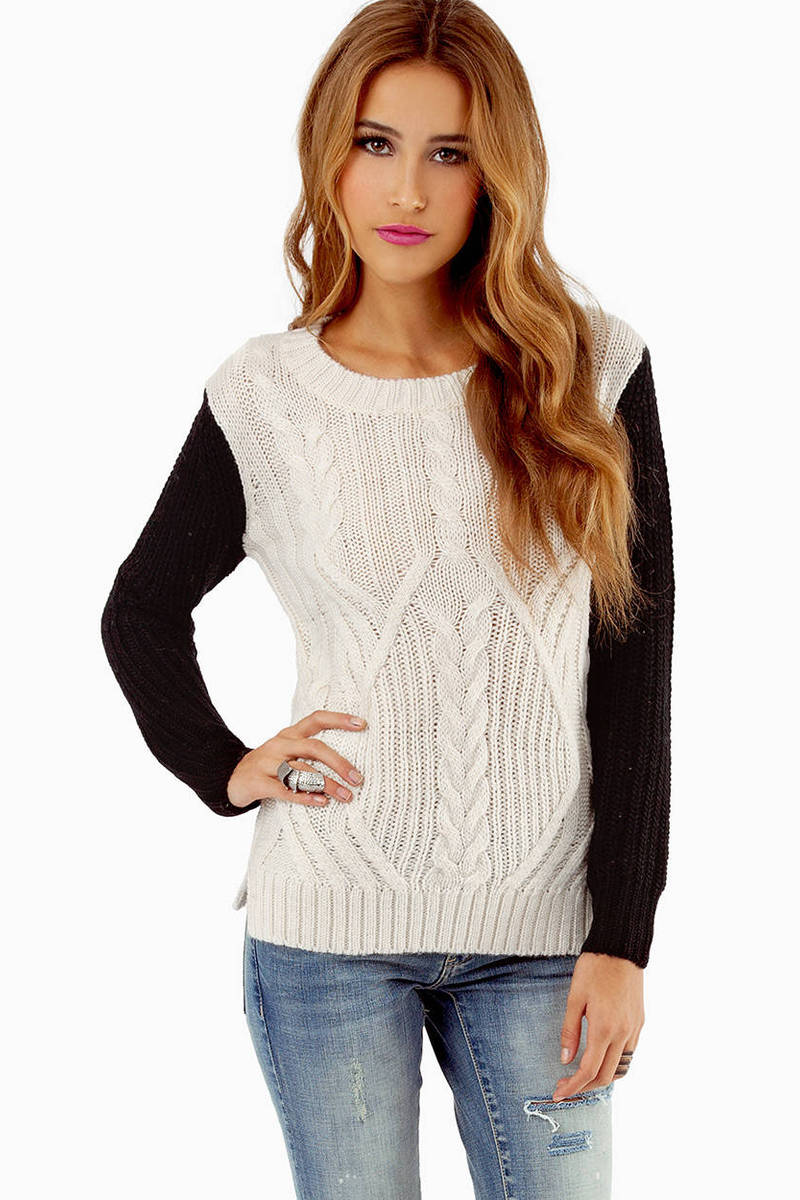 Whergo My Elbow Sweater