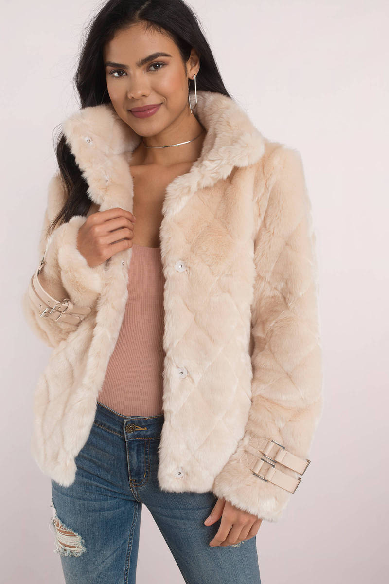 Faux Fur Coats