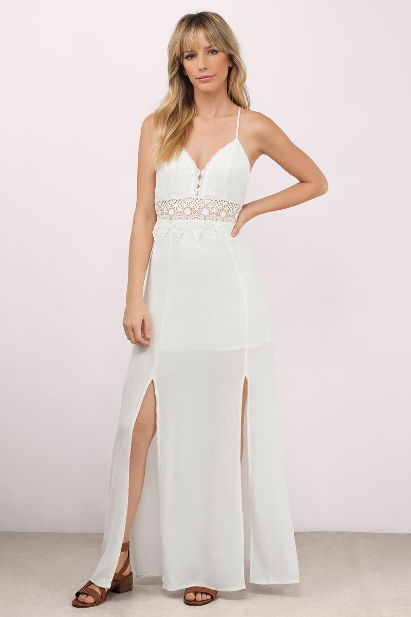 A Line Maxi Dresses