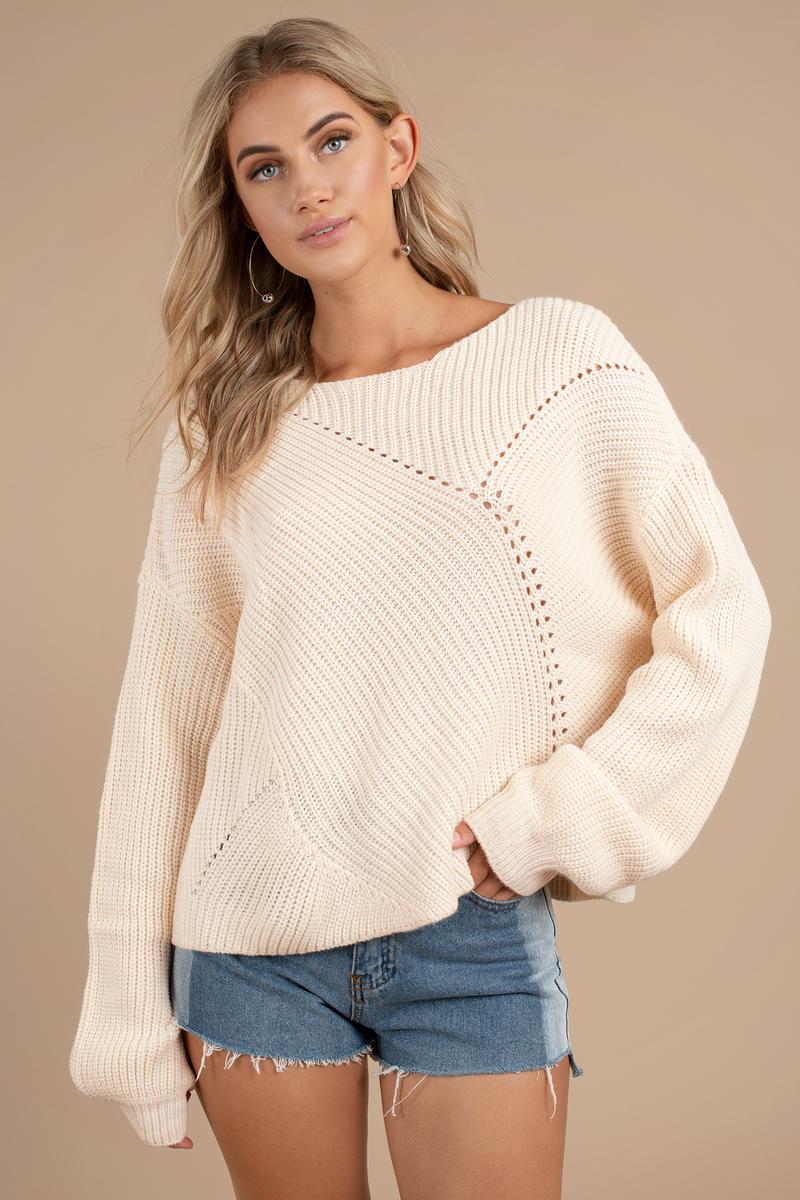 In Between Rib Sweater
