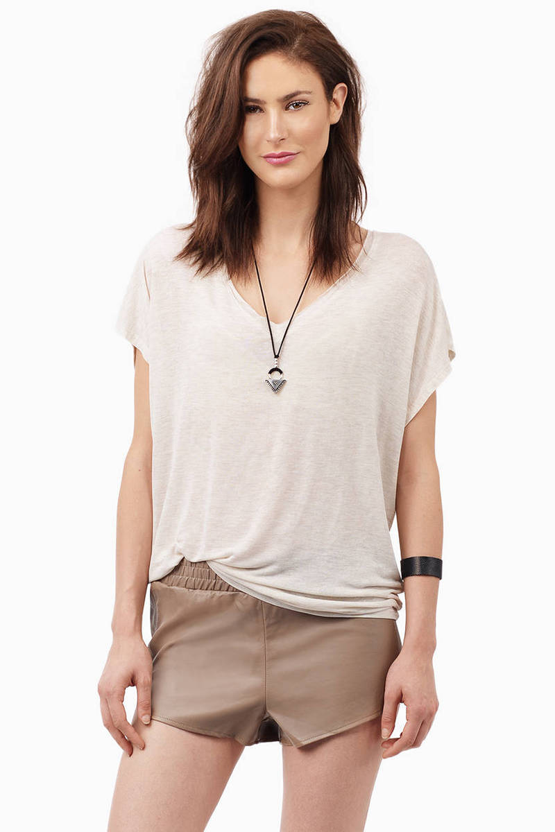 Lay Low Grey Shirt