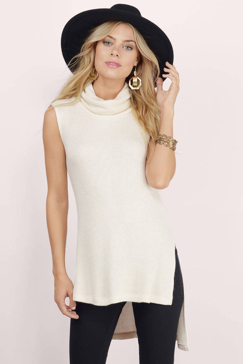 Neck And Neck Tunic Top