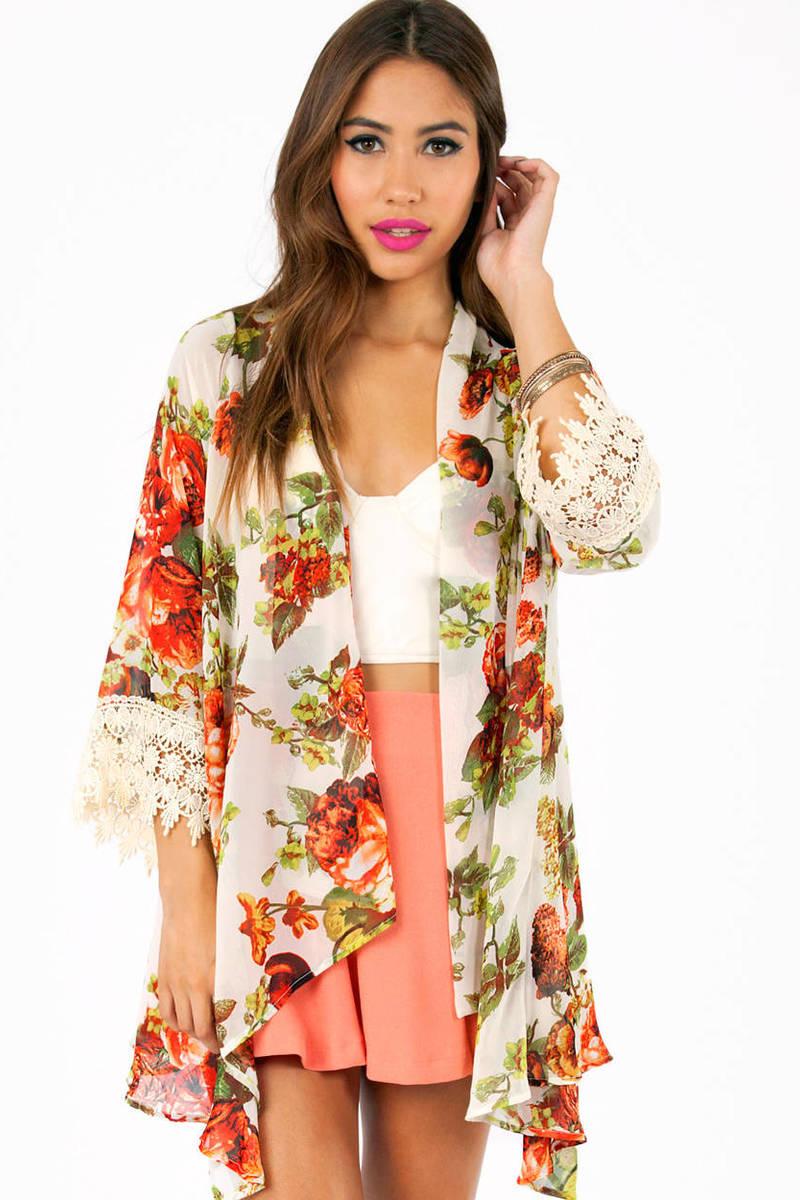 Sunday Morning Kimono