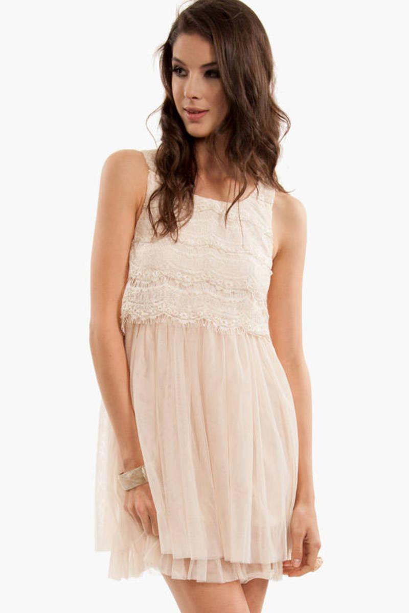 Tulle Cute Dress