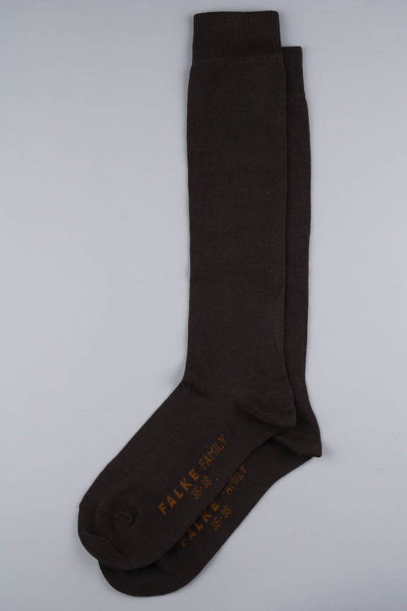 c7484aff05c Brown Family Knee High Socks -  20
