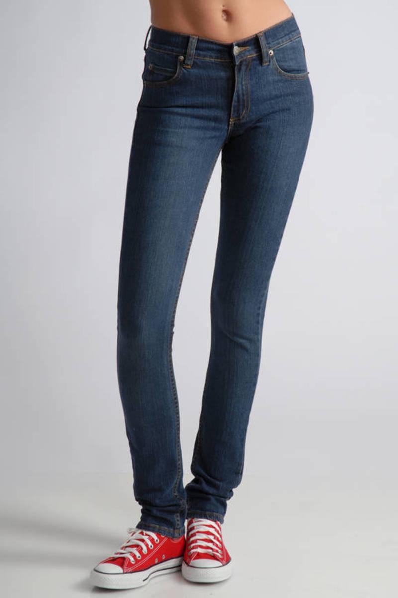 20d182c27e7 Cheap Monday Tight Jeans Shirt Blue | Saddha