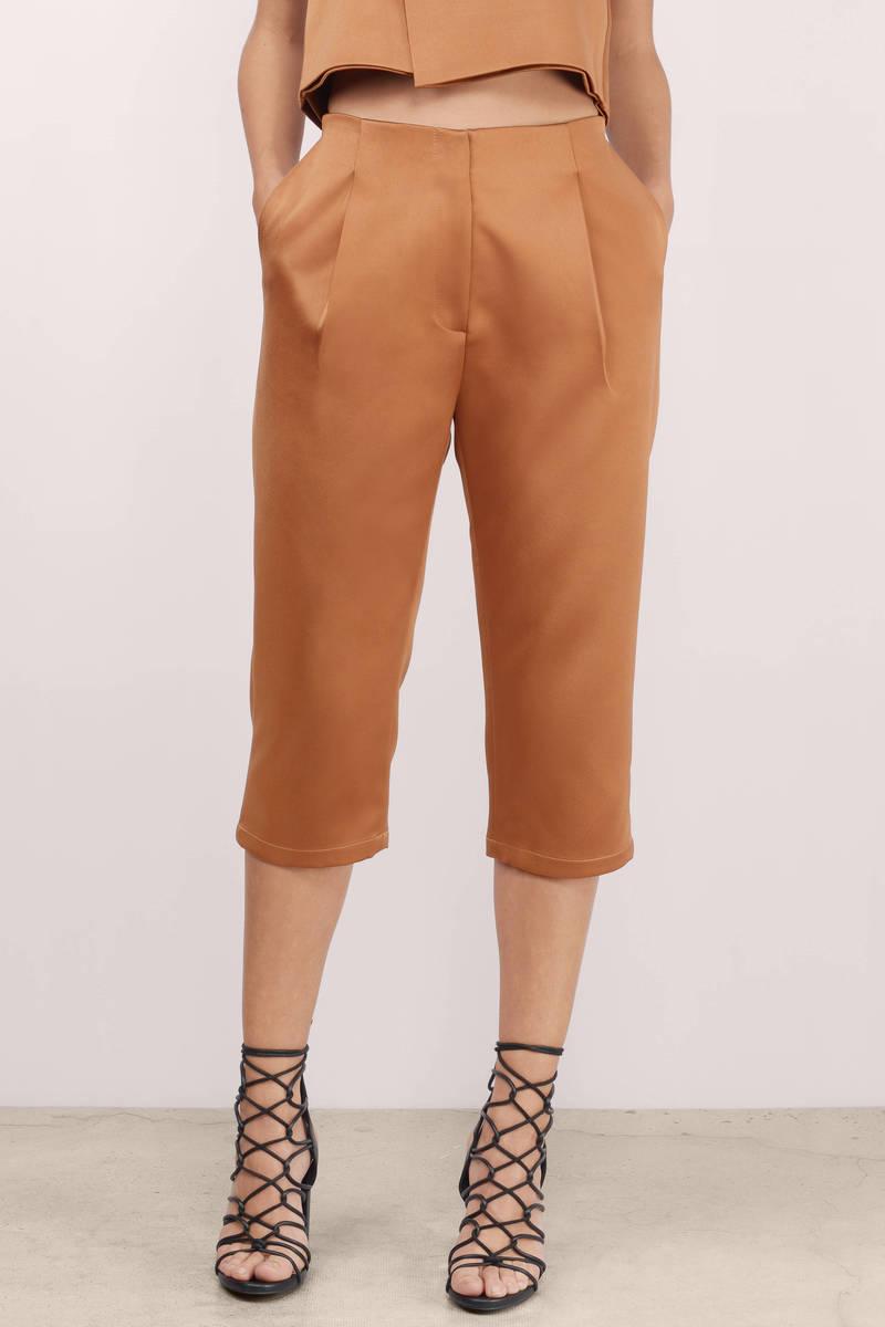 Bless'ed Are the Meek Bless'ed Are The Meek Machete Deep Copper Pants
