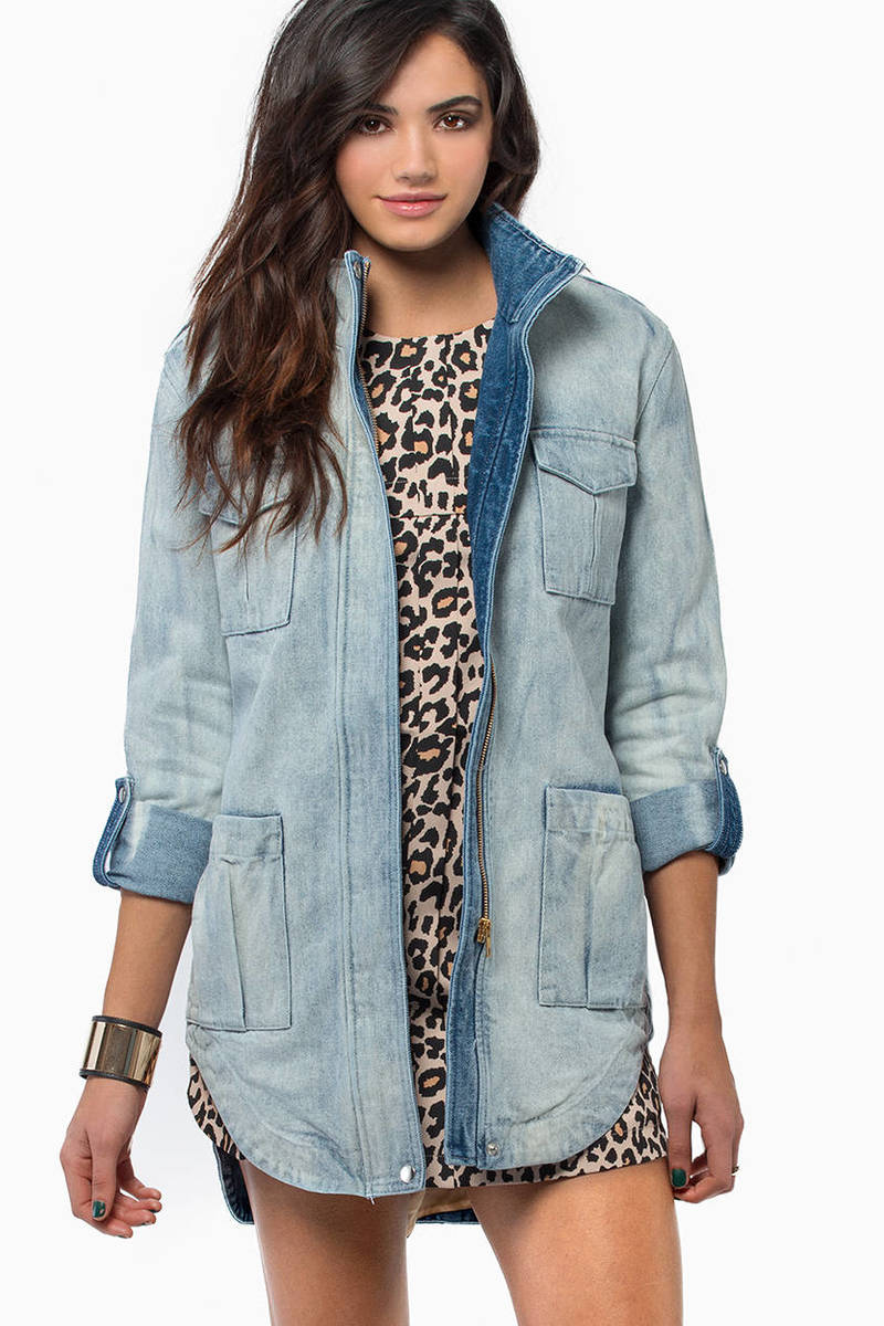 Finders Keepers Heartbreak Anorak