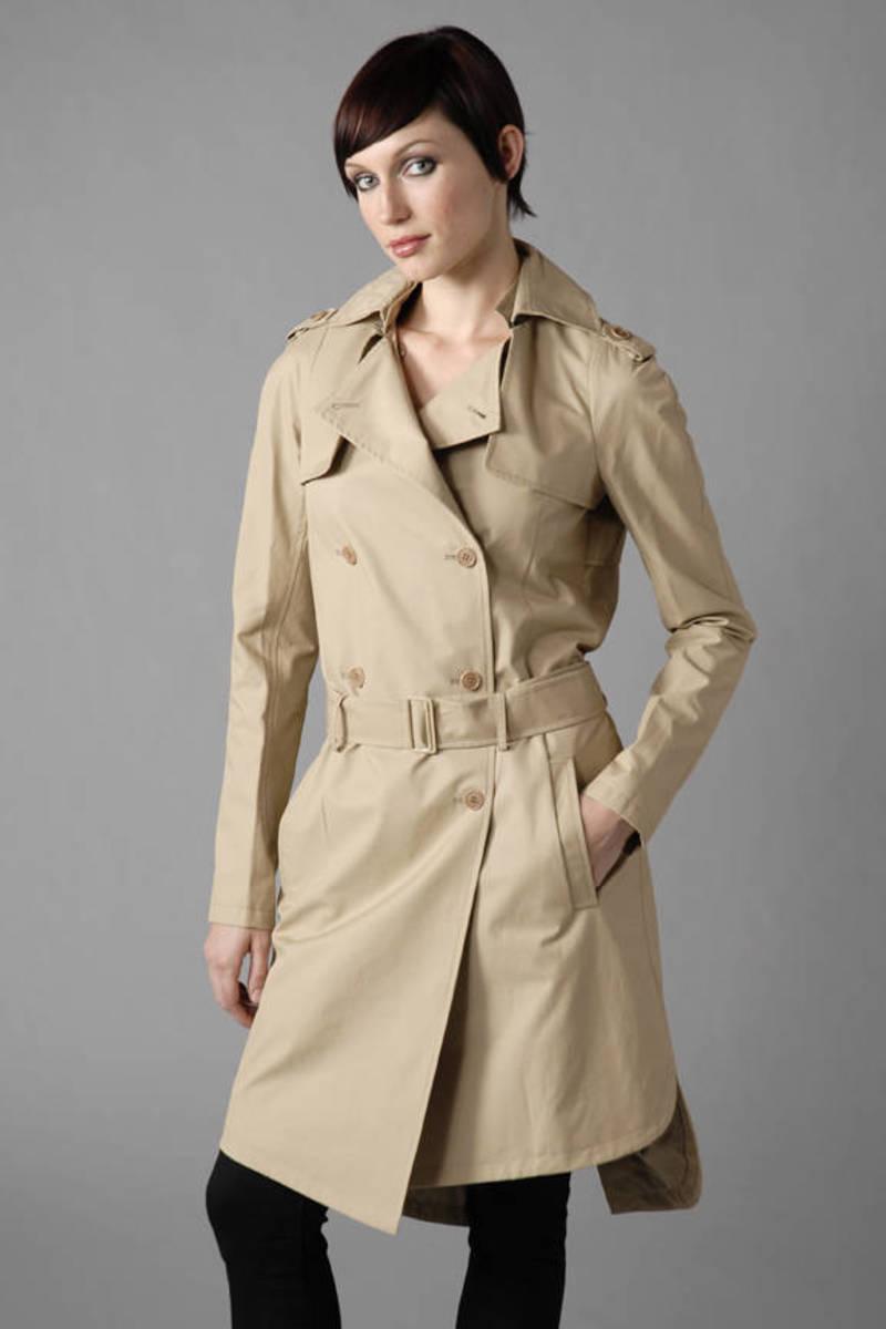 begrenzter Verkauf klassisch 60% Rabatt Trench Coat