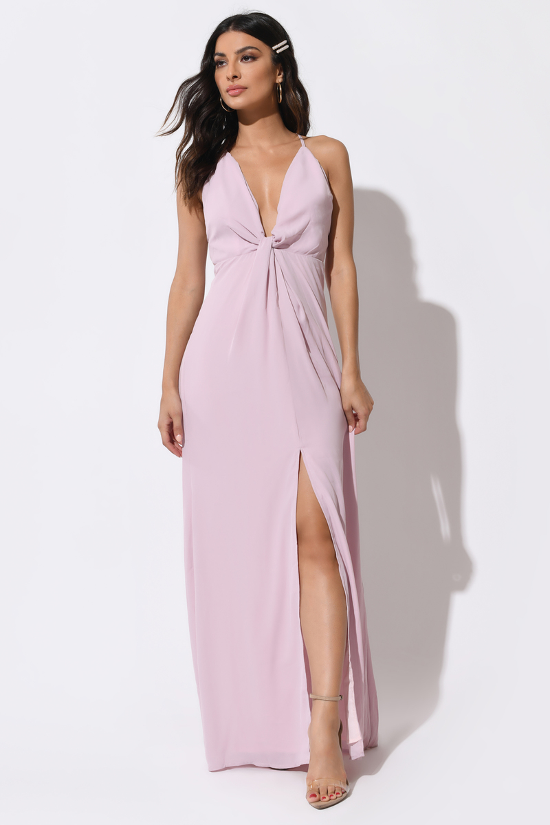 42e56f46379 Purple Maxi Dress - Criss Cross Back Dress - Long Purple Dress -  35 ...