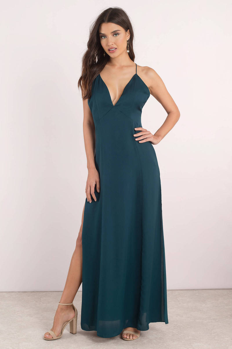 Pretty Wine Maxi Dress Romantic Dress Wine Formal Maxi