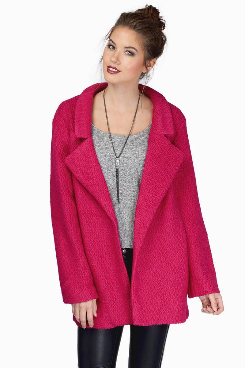 somedays lovin Insightful Wool Coat