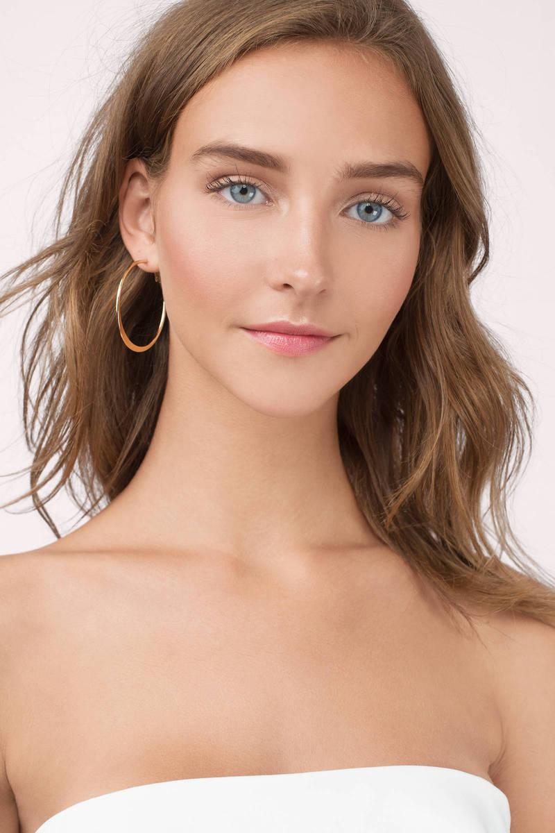 Adelaide Hoop Earrings