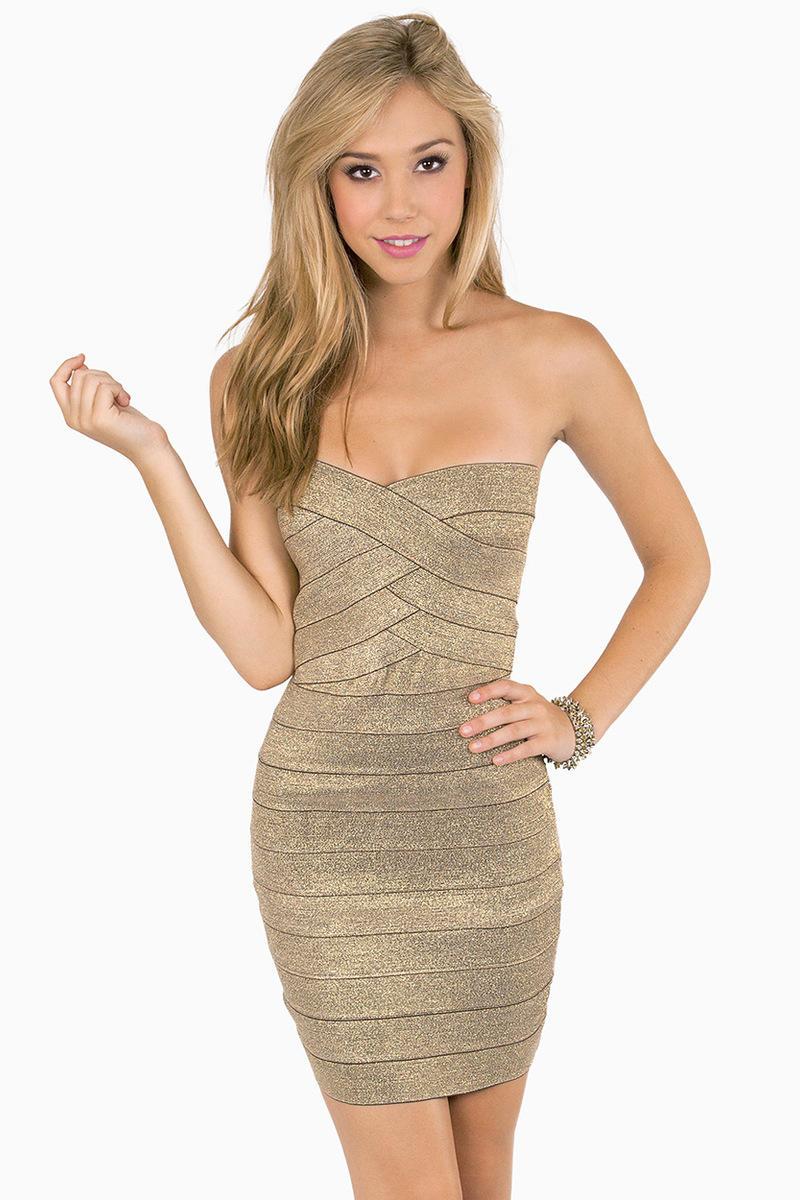 Bandagecon Dress