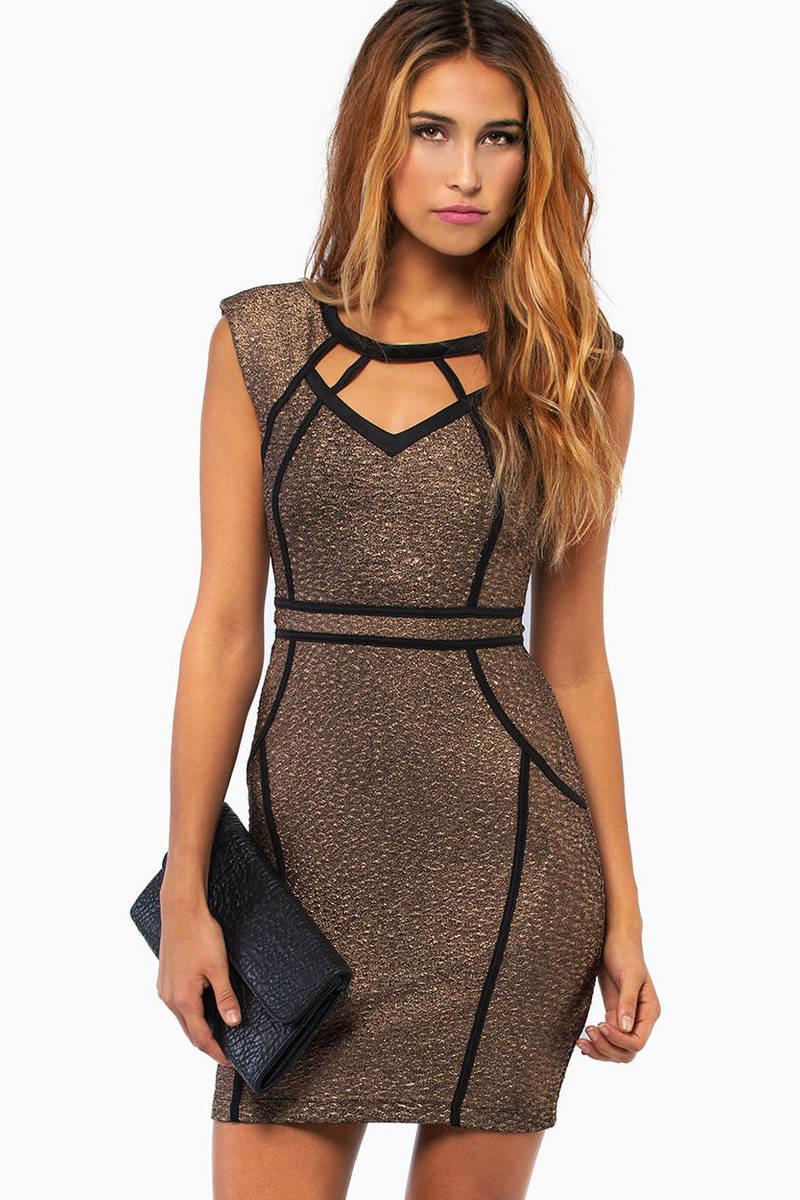 Sienna Bodycon Dress