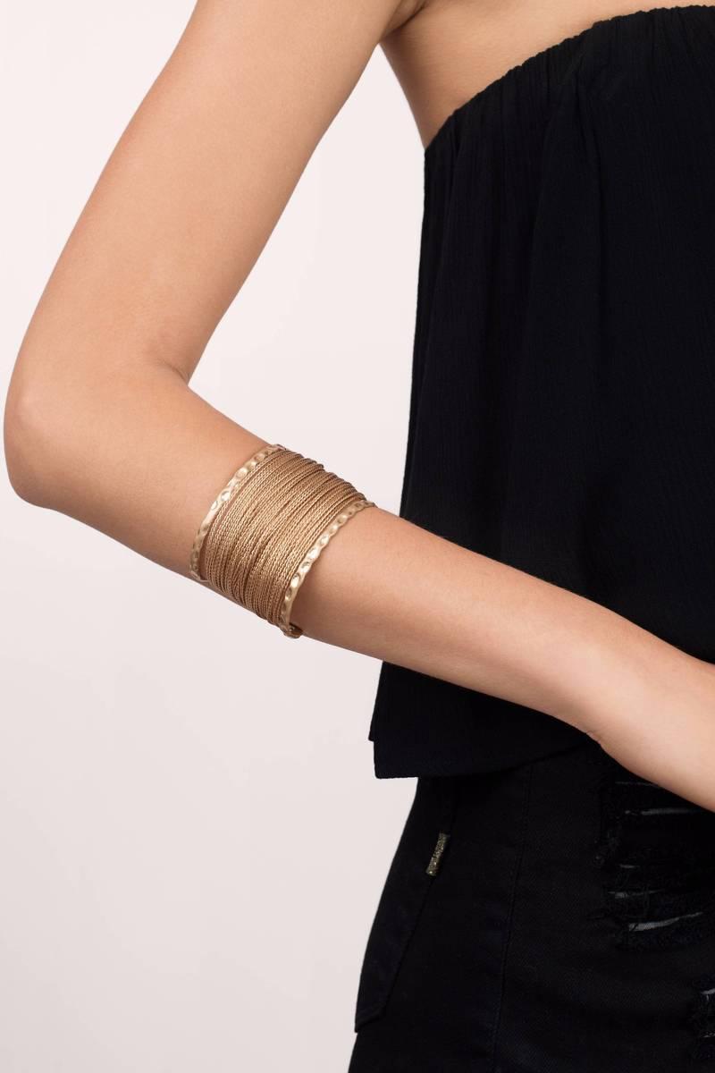 Blair Chain Cuff