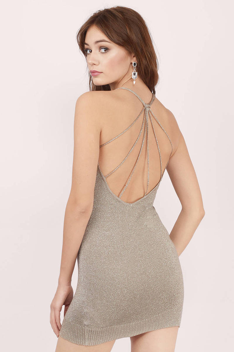 Wyldr Late Night Knitted Dress