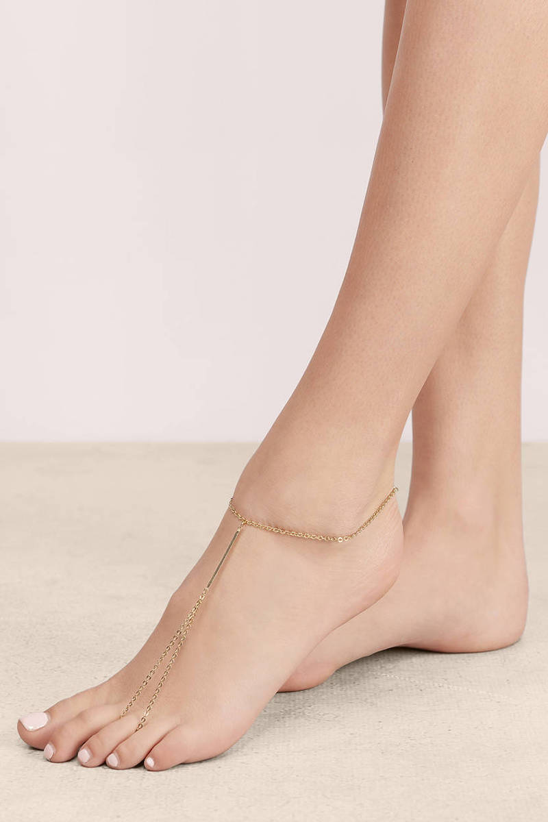 Let Go Anklet