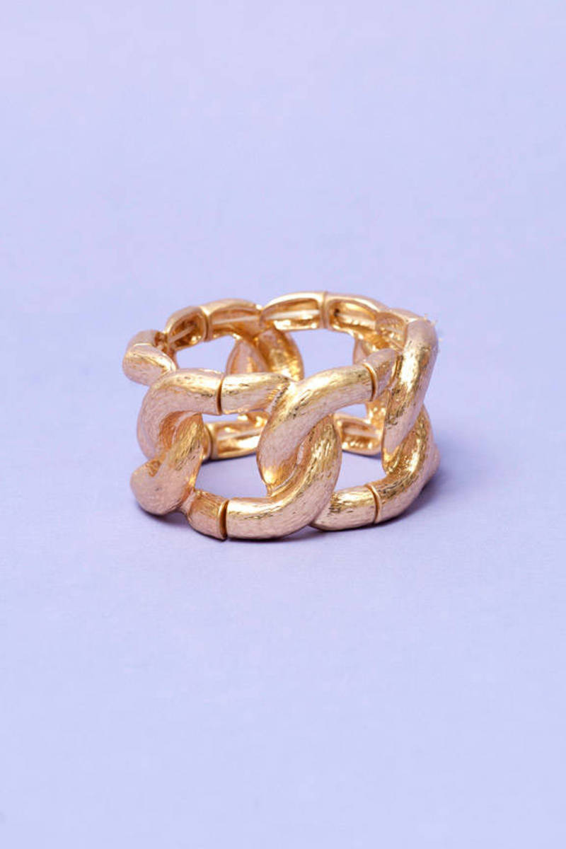 Locked In Chains Cuff