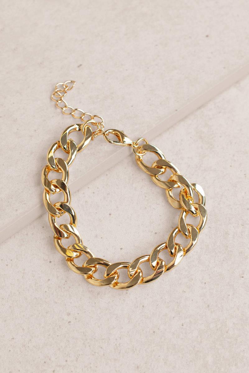 31cba5dc2cd65 Melanie Chunky Chain Bracelet