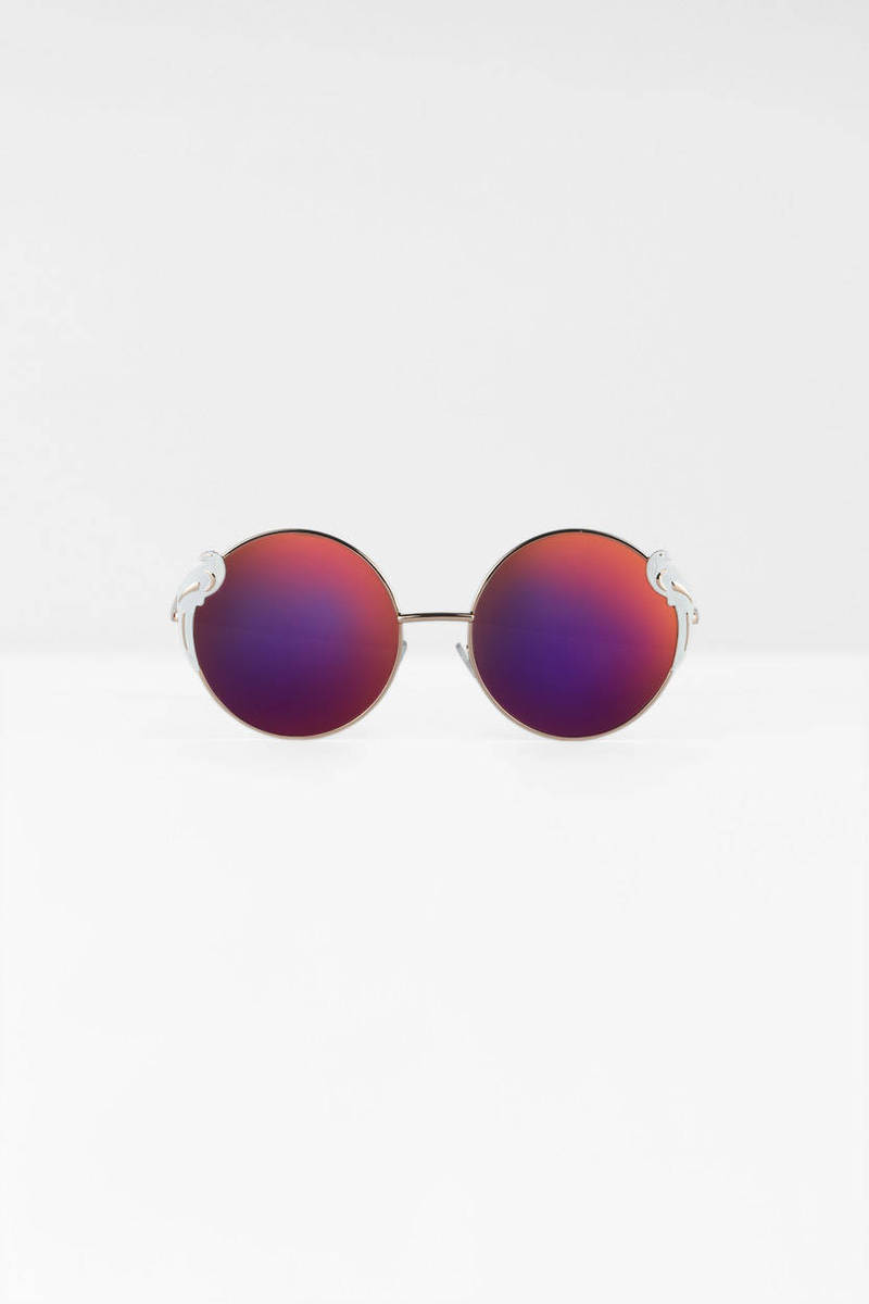 QUAY Poly Sunglasses