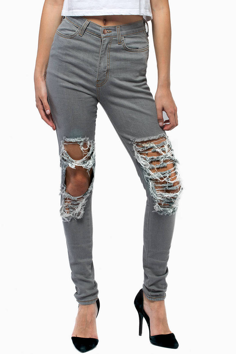 Ask You Again Jeans