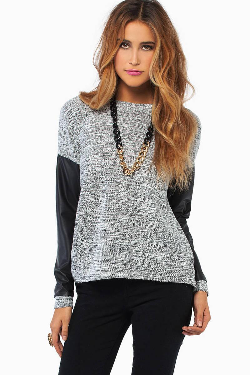 Breakup Sweater