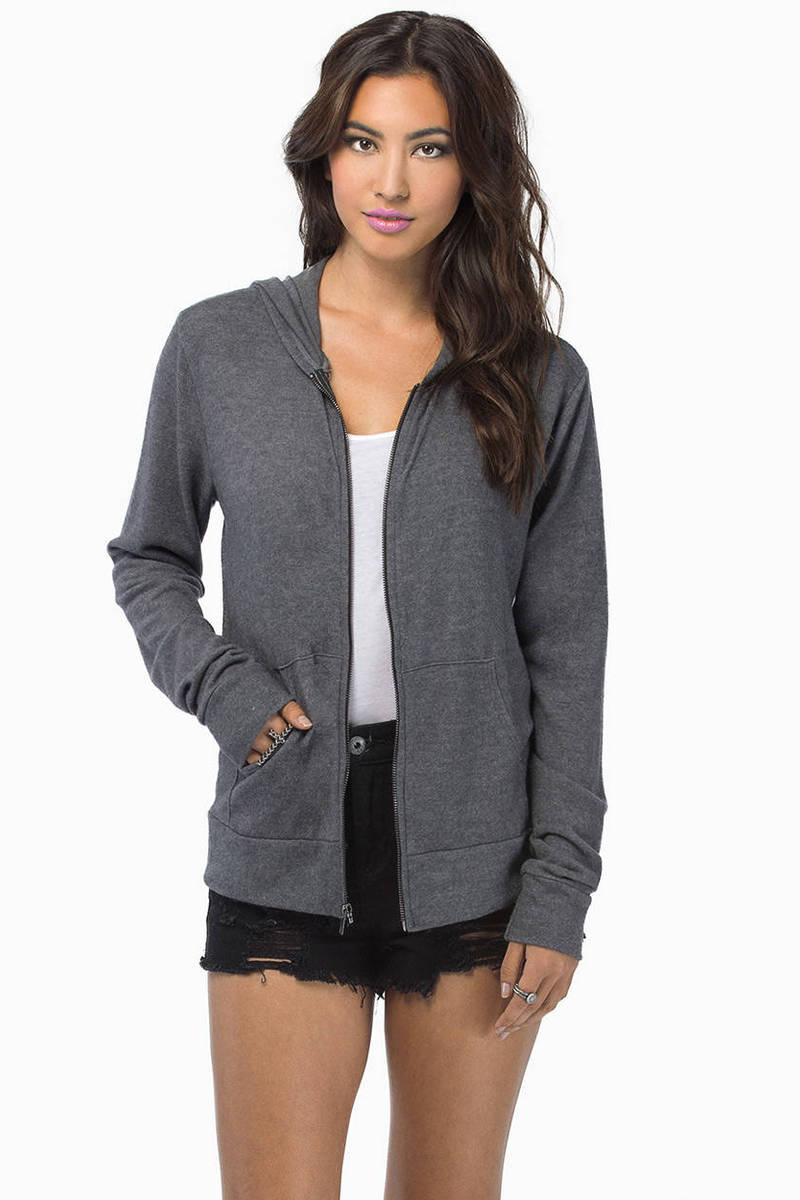 Campfire Zip Up Sweater