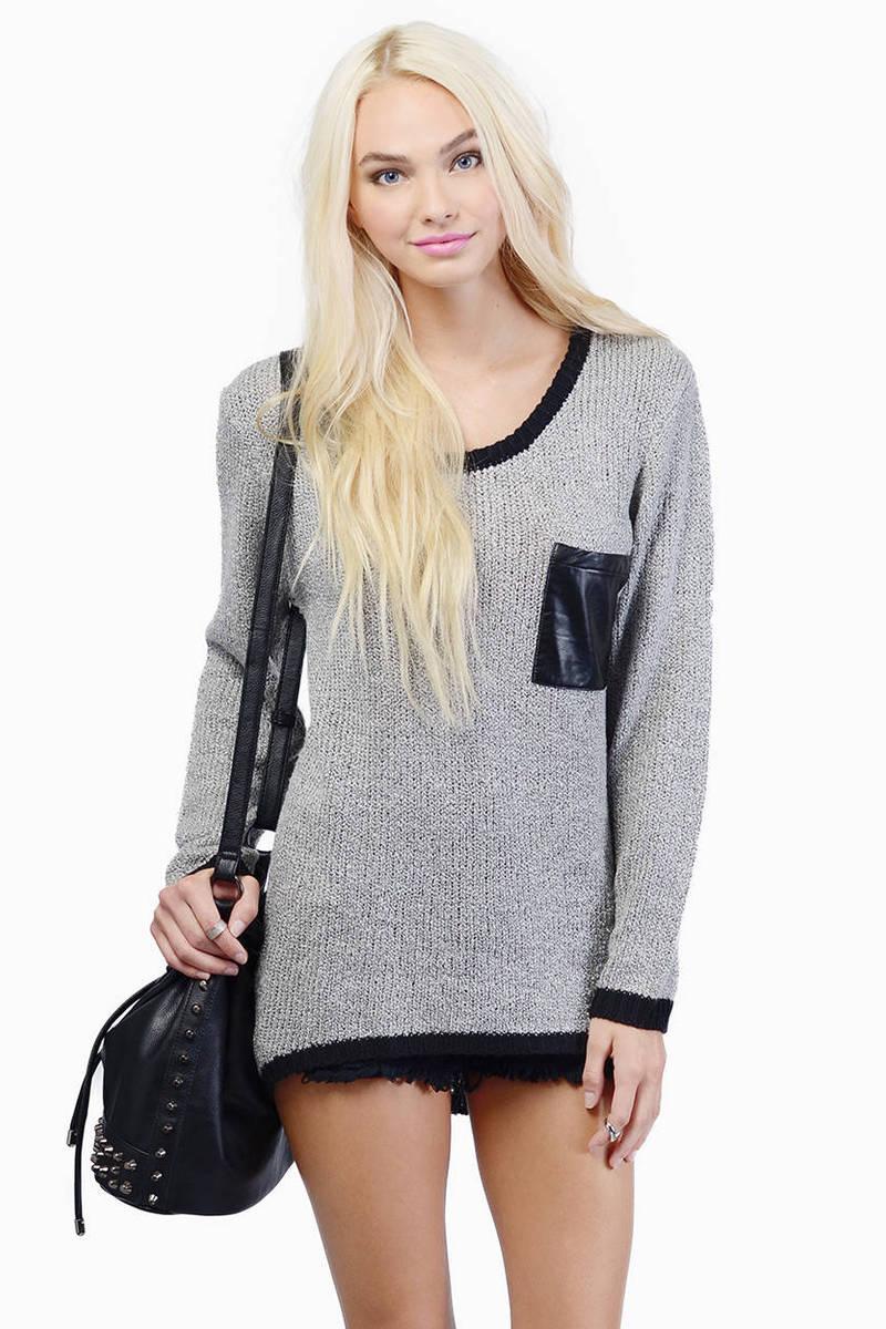 Dark Element Sweater
