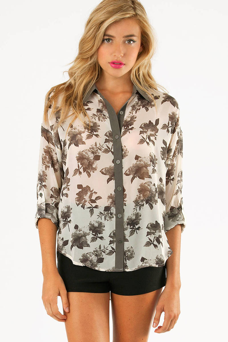 Picture Perfect Blouse
