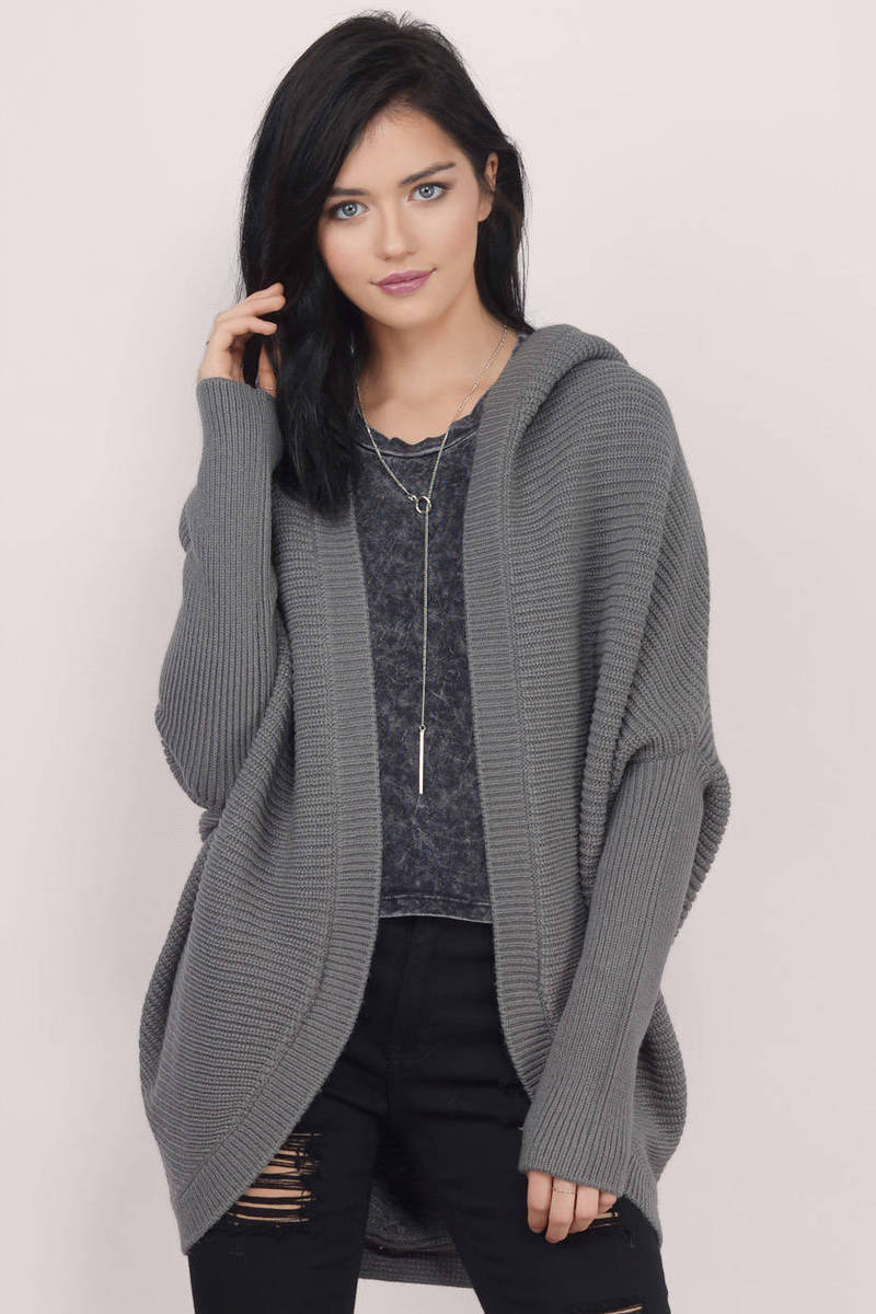 Cardigans And Necklaces: Cheap Black Cardigan