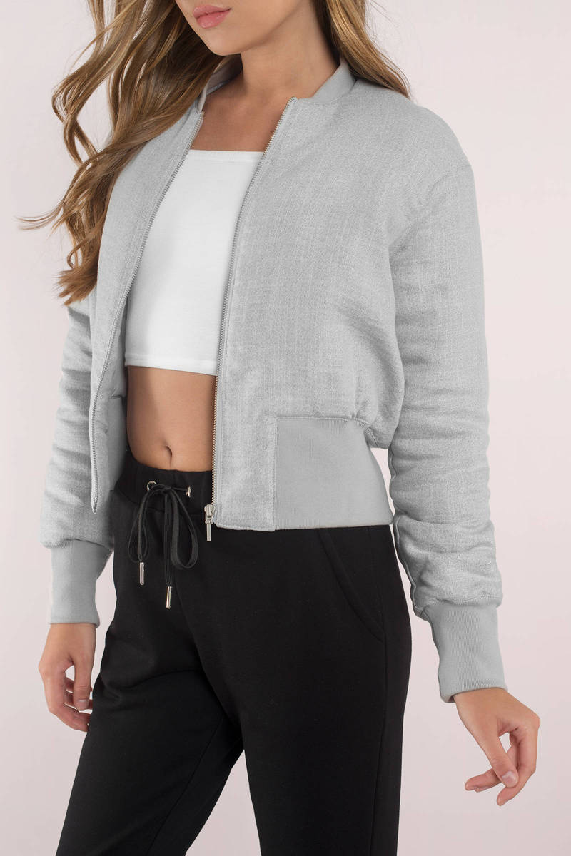 Finders Keepers Finders Keepers Coco Short Bomber Jacket
