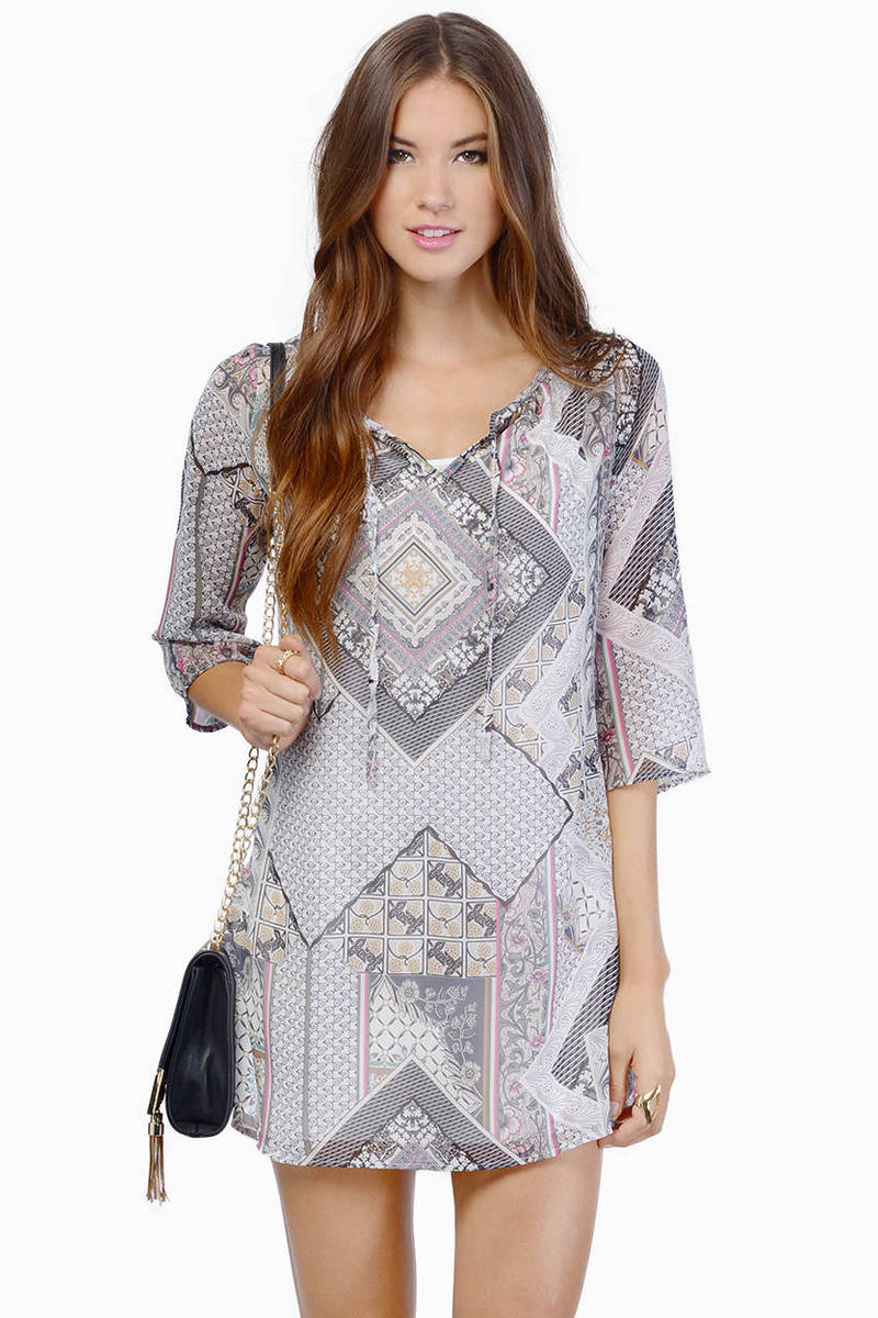 Samantha Shift Dress