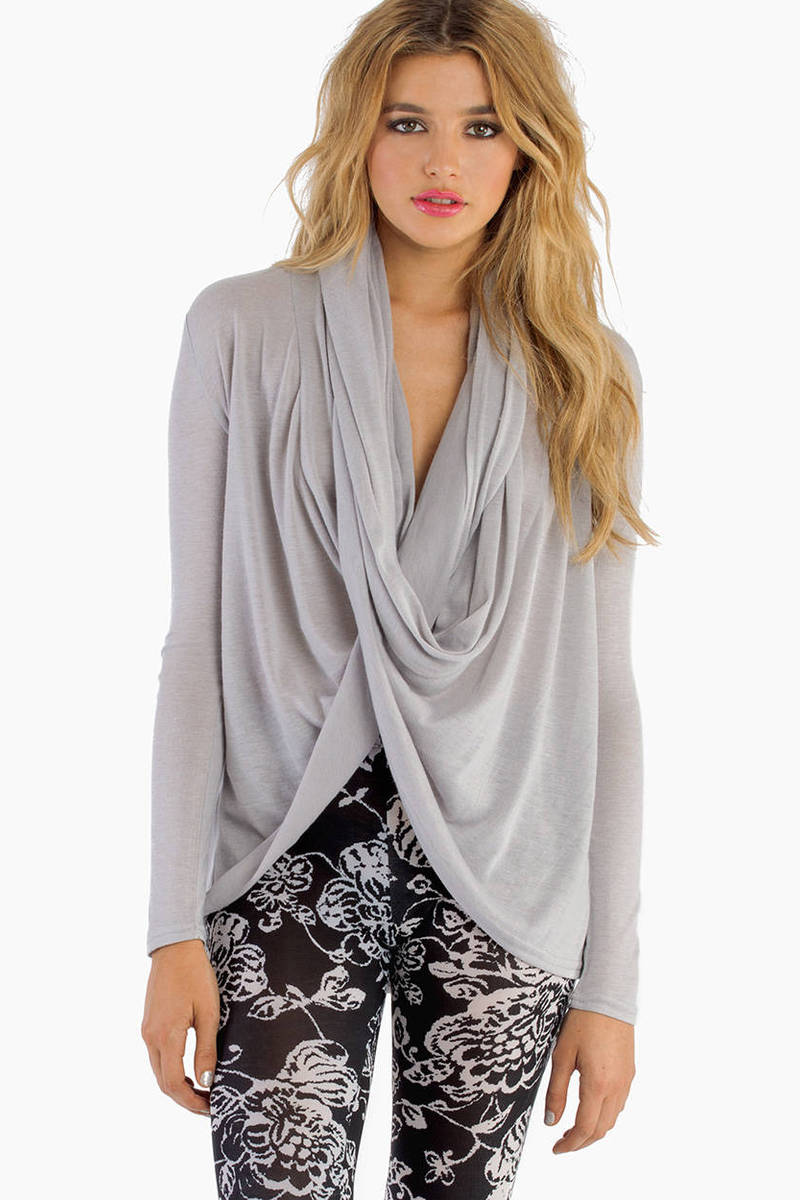 Cheap Ivory Sweater - White Sweater - Twist Sweater - $13 | Tobi US