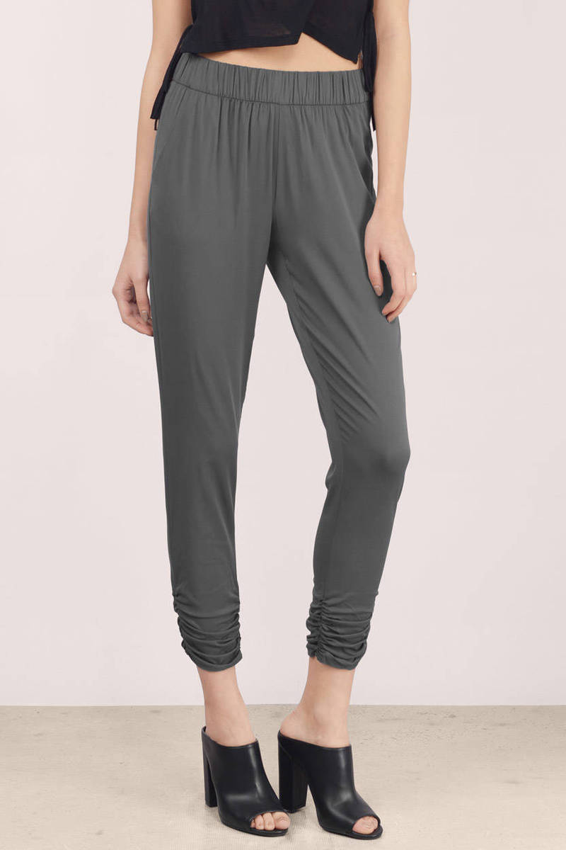 Tula Grey  Jogger Pants